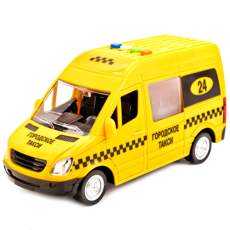 "Машинка Технопарк ""Такси"", 237219"