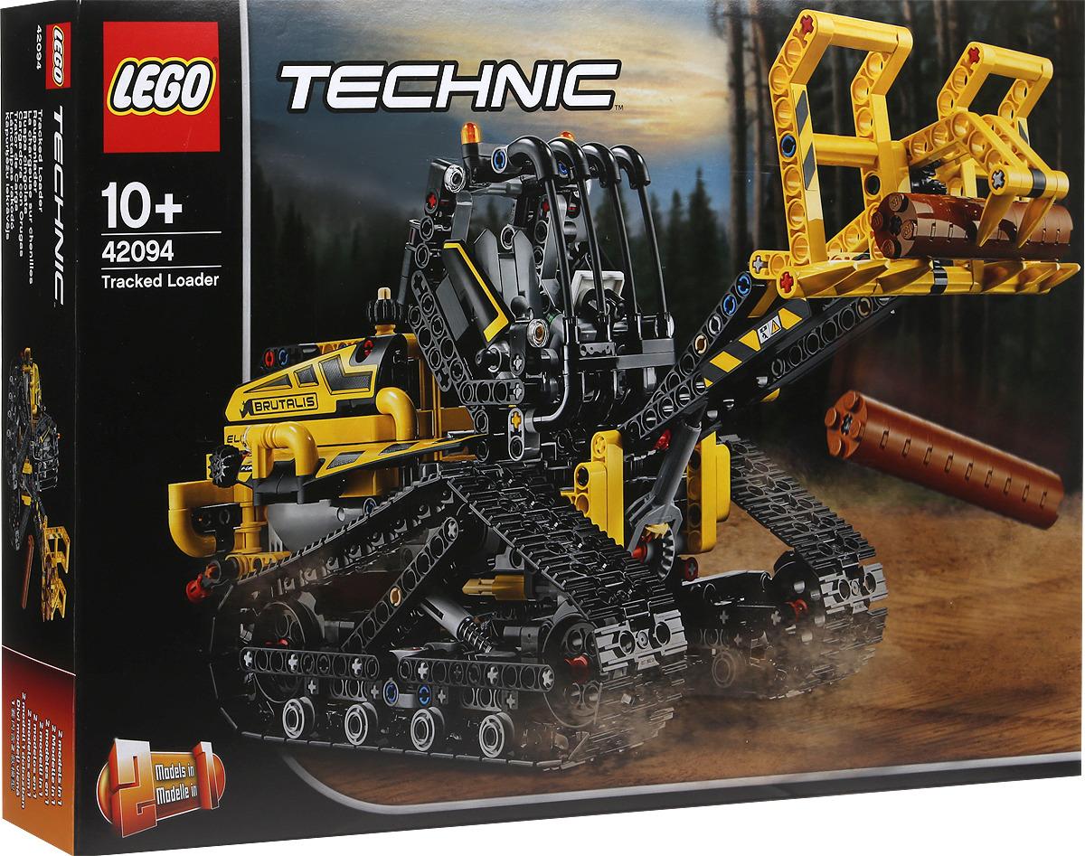 LEGO Technic 42094 Гусеничный погрузчик Конструктор