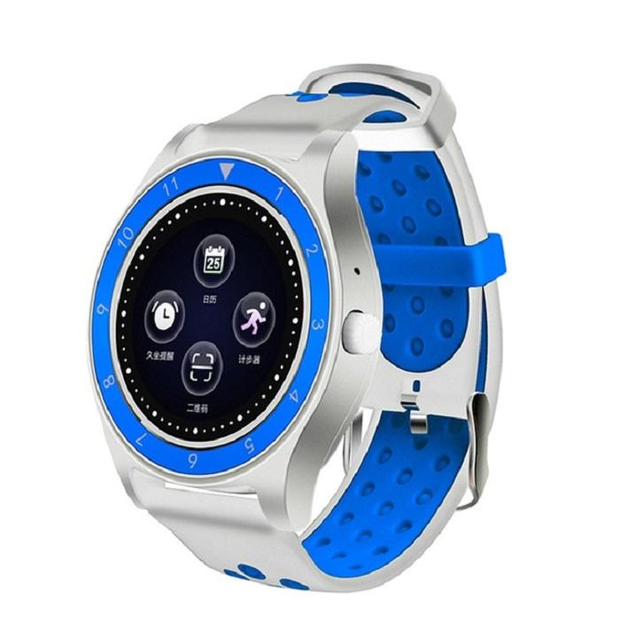 Умные часы ZDK R10 White-Blue цена и фото