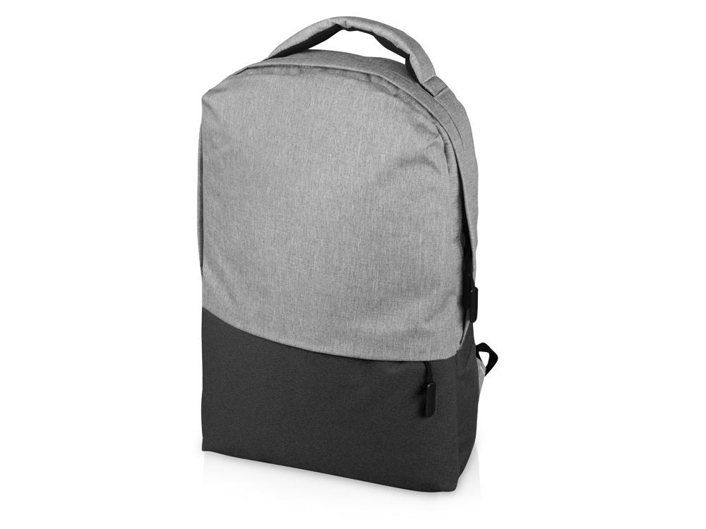 Рюкзак Oasis «Fiji», серый, черный