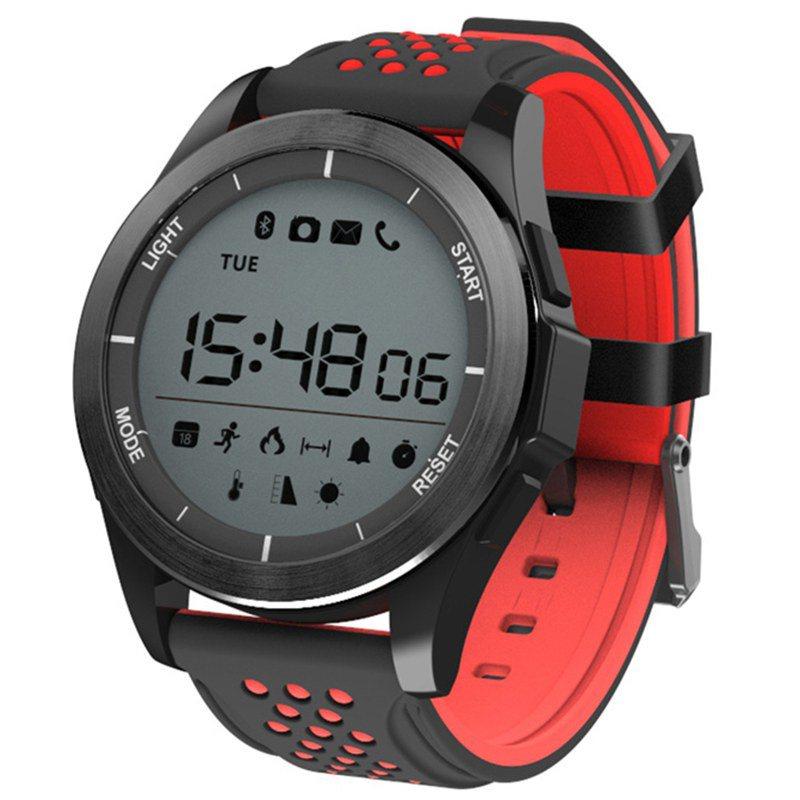 Умный фитнес браслет ZDK F3, 3393, черно-красный умный фитнес браслет zdk f3 3393 черно красный page 3 page 3