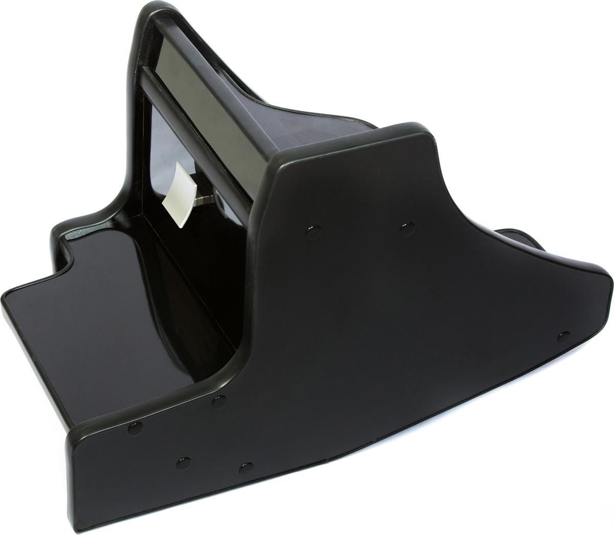 Консоль в авто АвтоБлюз для ГАЗель NEXT, ГР02738, ручка КПП на панели, глянец черный противоугонные средства авто