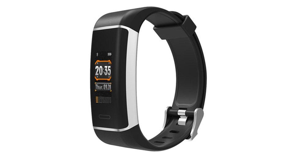 Фитнес браслет ZDK W7, 3402, черный фитнес браслет xride s1 с мониторингом сердечного ритма orange