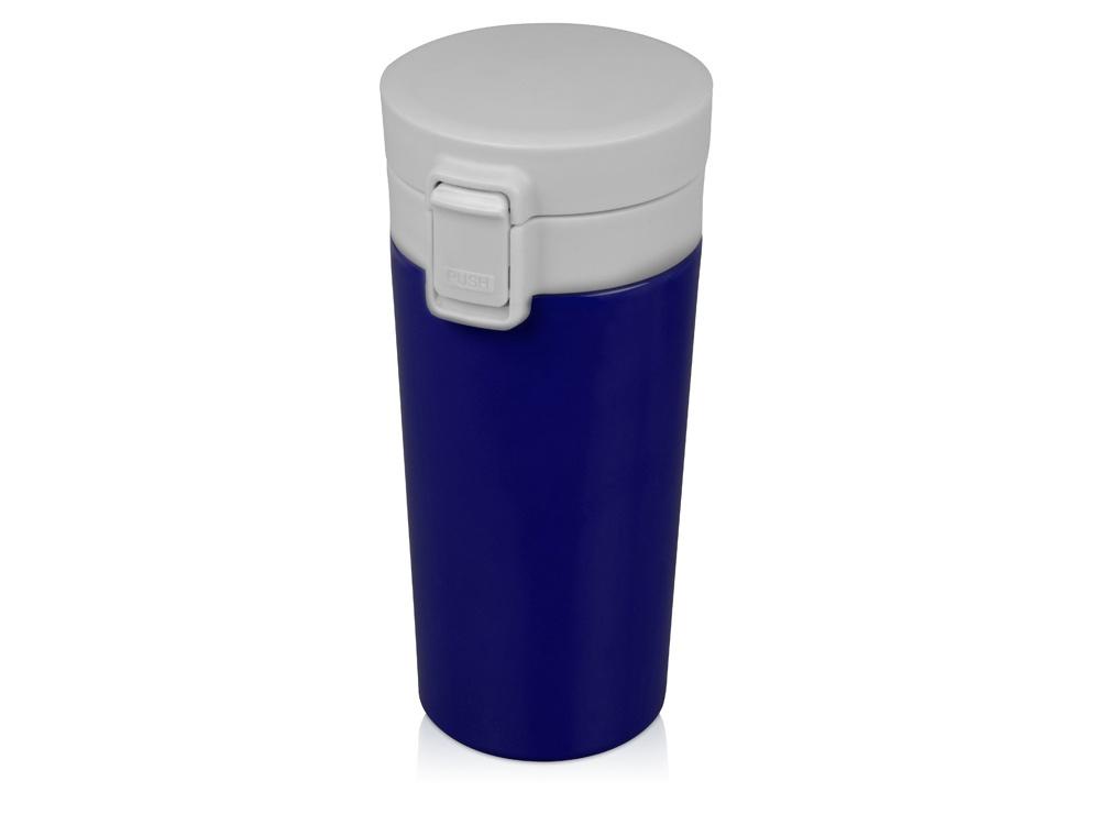 Термокружка Oasis Trigger, 8710102, синий, 380 мл