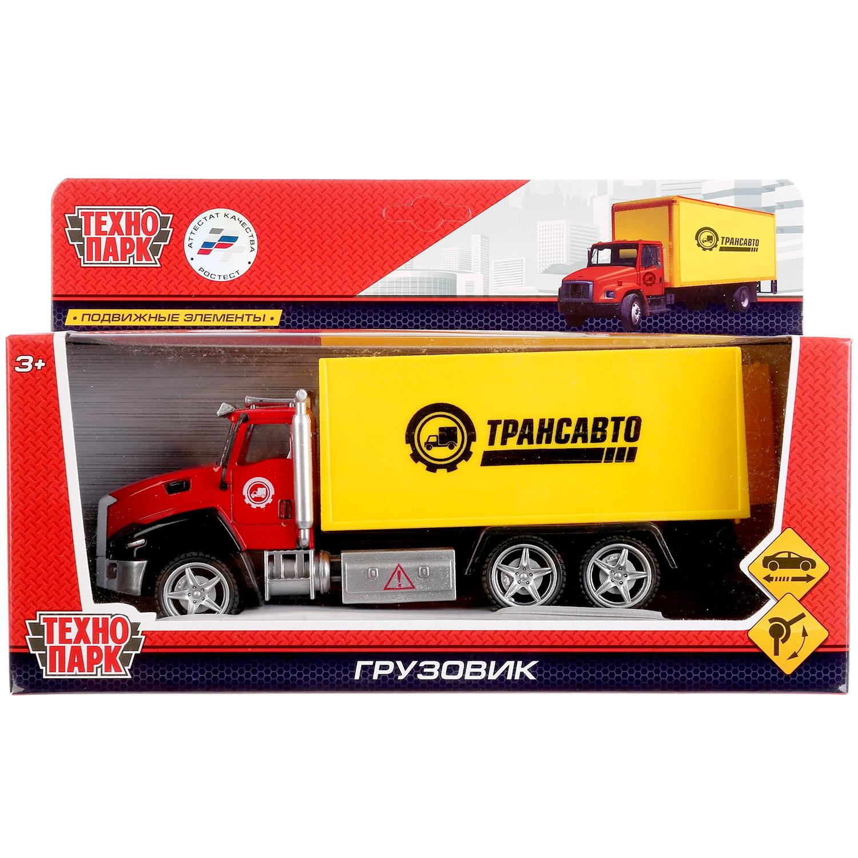 Машинка Технопарк Грузовик, 258633 машинка технопарк грузовик 258633