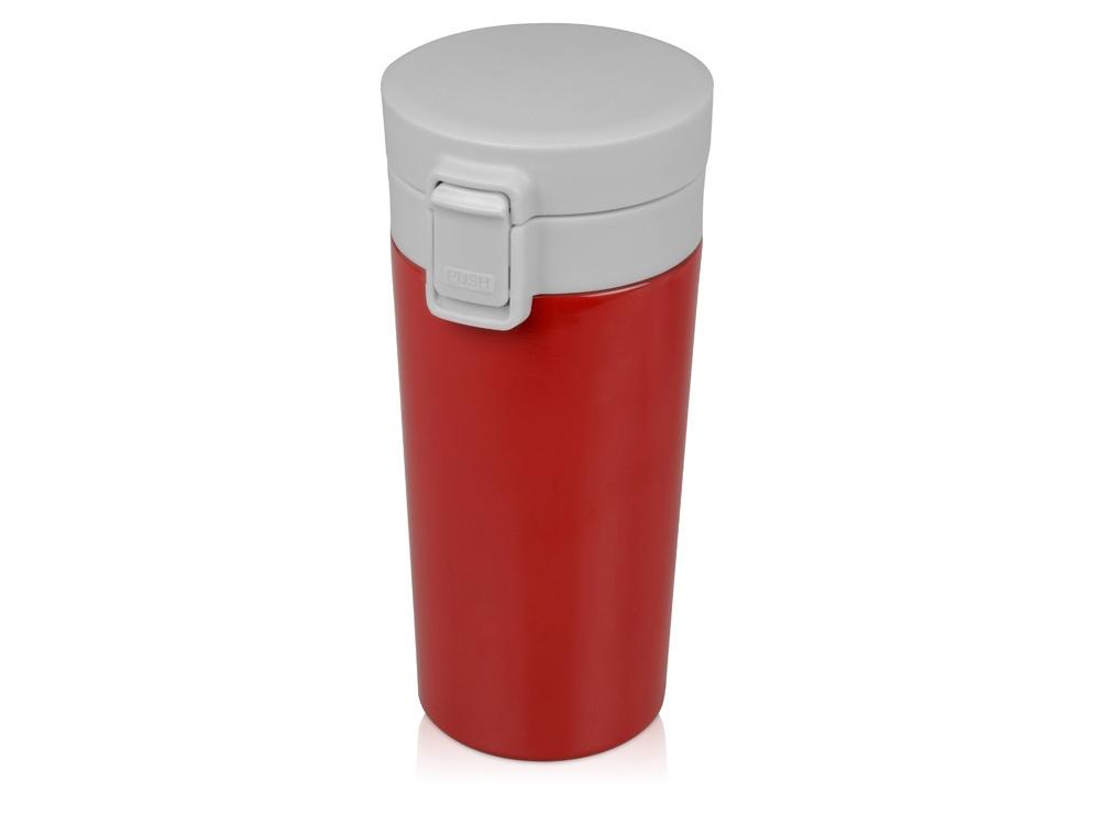 Термокружка Oasis Trigger, 8710101, красный, 380 мл