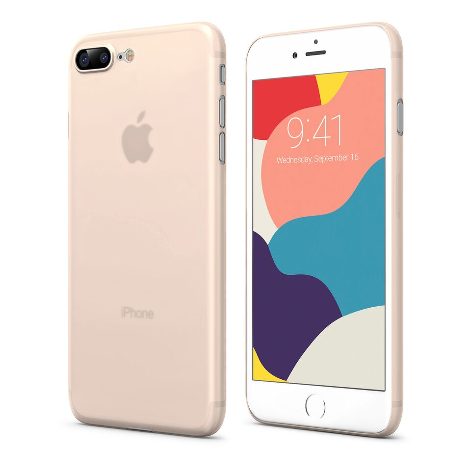 Чехол Vipe Wispy для Apple iPhone 7 Plus/8 , 644-VPIP7PWISPYPNK, розовый