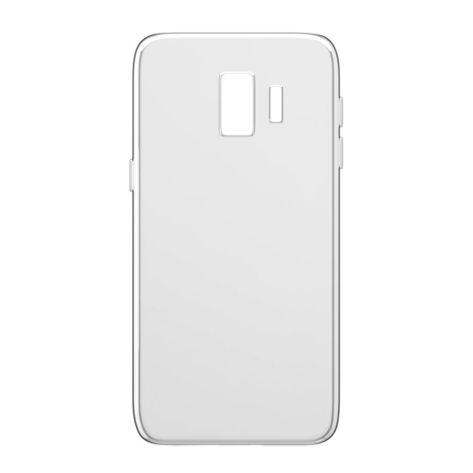 Чехол Vipe Color для Samsung Galaxy J2 Core, 644-VPSGGJ260COLTR, прозрачный крышка задняя для samsung galaxy j2 силикон прозрачный