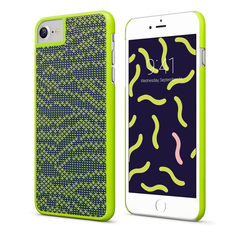 Чехол Vipe Woozy для Apple iPhone 7 / 8, 644-VPIP7WOOZYGRN, зеленый vipe vppbm28orn