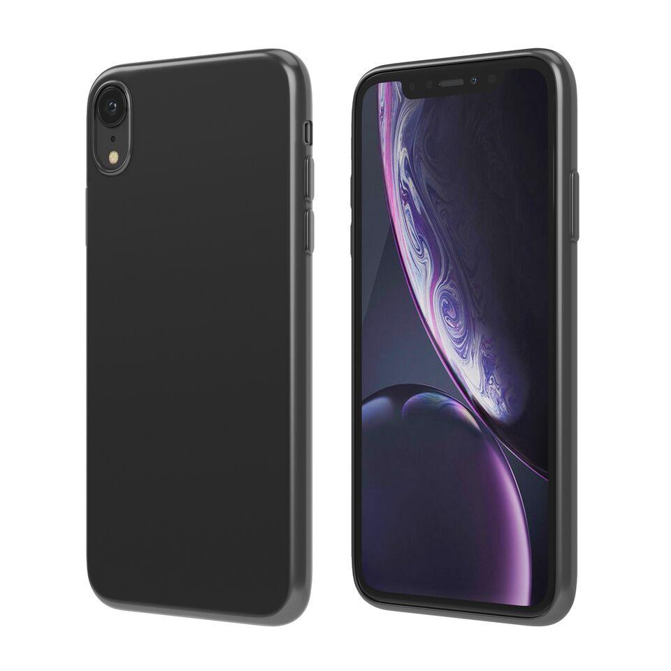 Чехол Vipe Color для Apple iPhone XR, 644-VPIPXRCOLBLK, черный vipe vppbm28orn