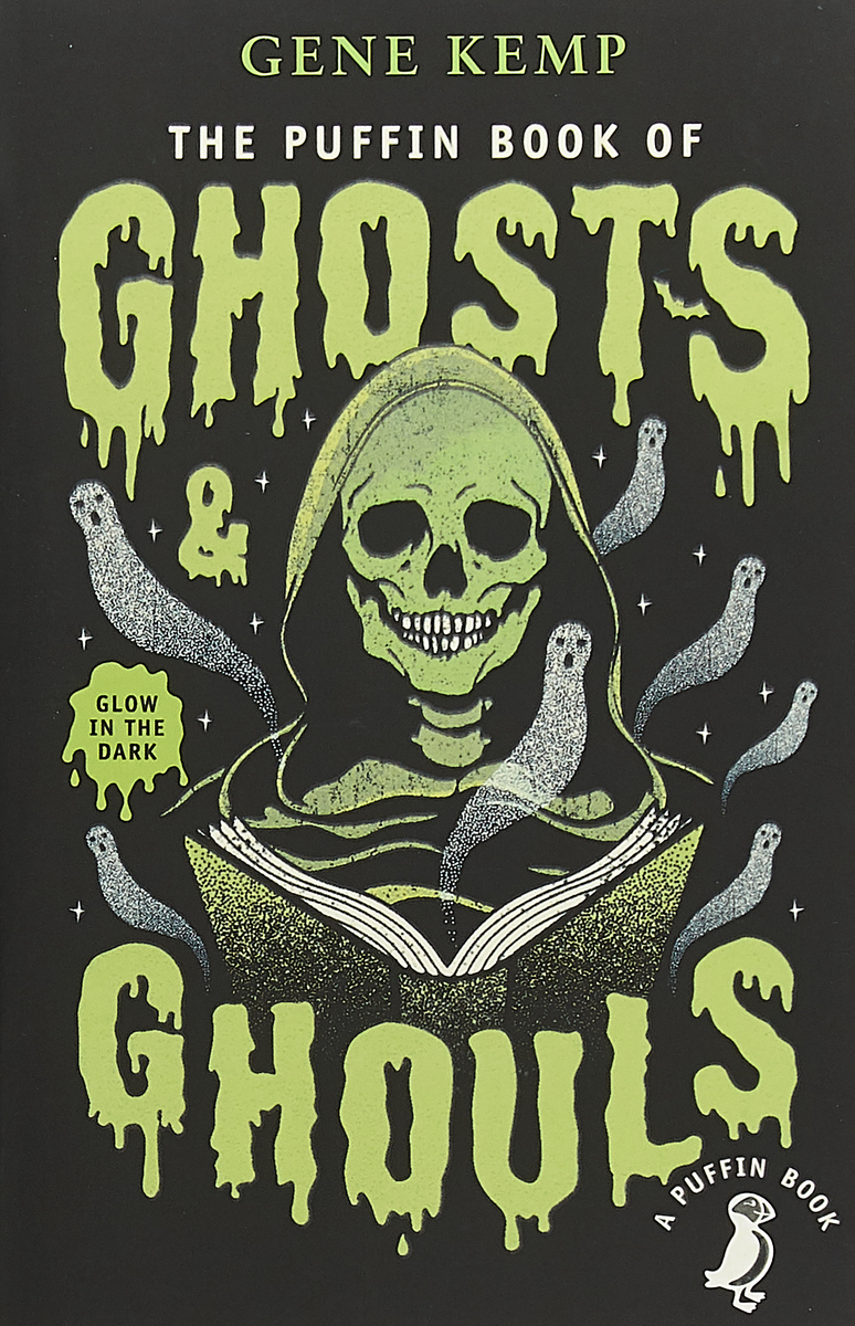 The Puffin Book of Ghosts And Ghouls цена