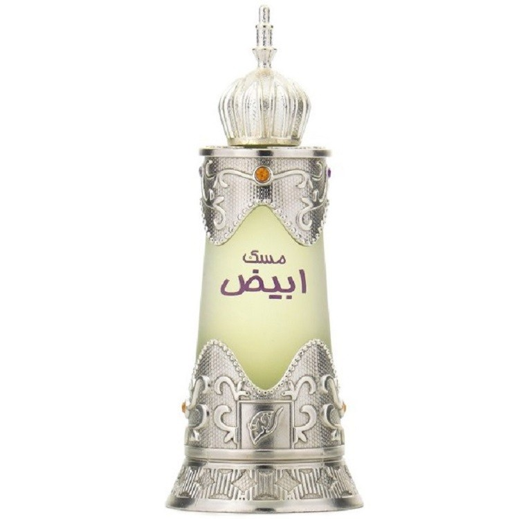 Afnan Perfumes MUSK ABIYAD маслянные духи 20 мл масляные шарики accentra vintage floral серии starlight 55г аромат ваниль 1190535