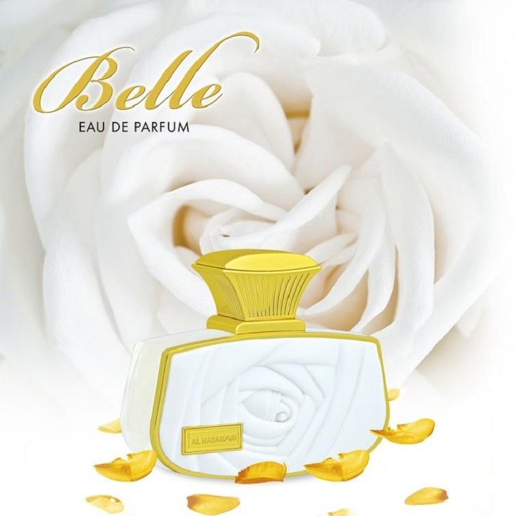 AlHaramainPerfumes BELLE 75 мл al amthal аль амтал 80 ml парфюмированная вода asgharali