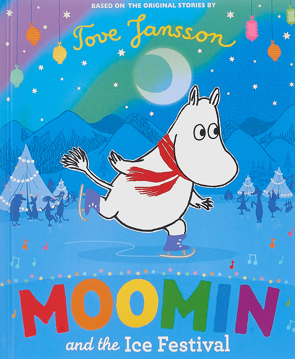 Moomin and the Ice Festival moomin book nine the complete lars jansson comic strip