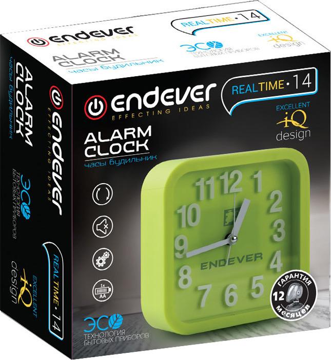 Радио-будильник  кварцевые Endever