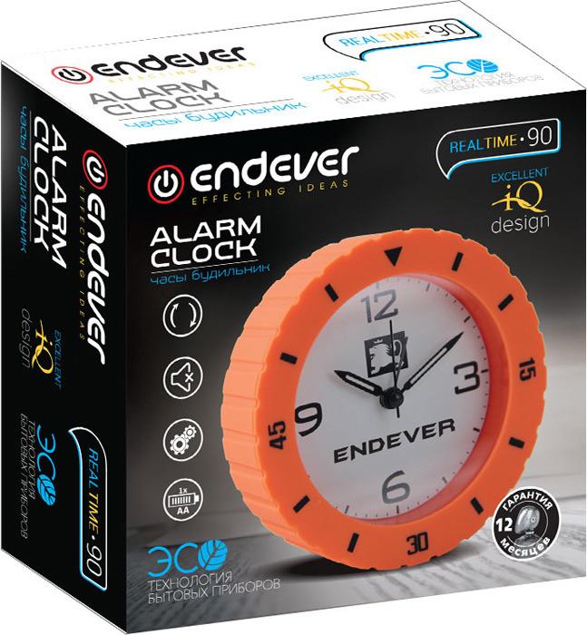 Радио-будильник Endever кварцевые Endever