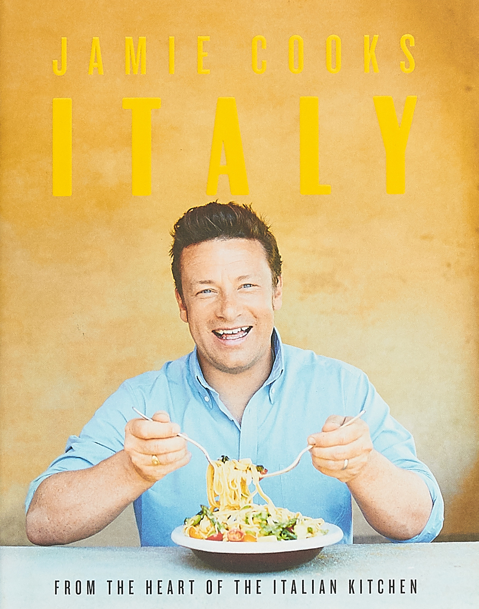 Jamie Cooks Italy the ultimate children s cookbook