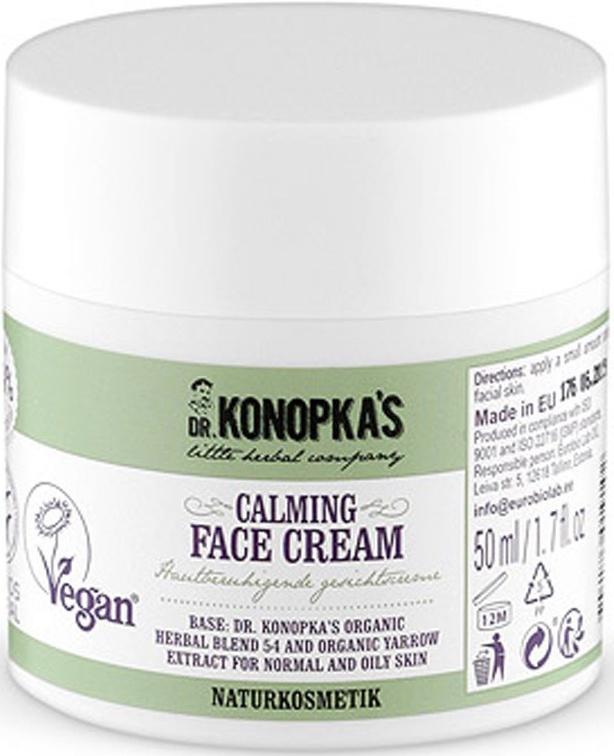 Dr.Konopka's / Крем для лица «Успокаивающий», 50 мл
