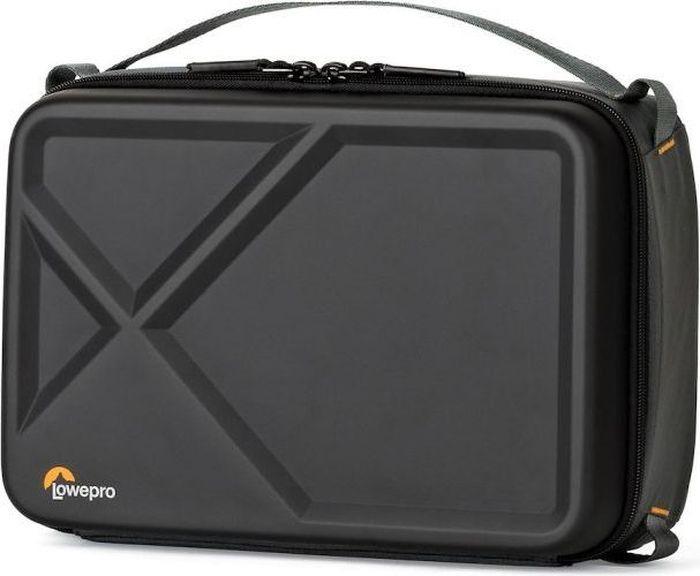 Кофр Lowepro QuadGuard TX Case, LP37008-PWW, темно-серый цена