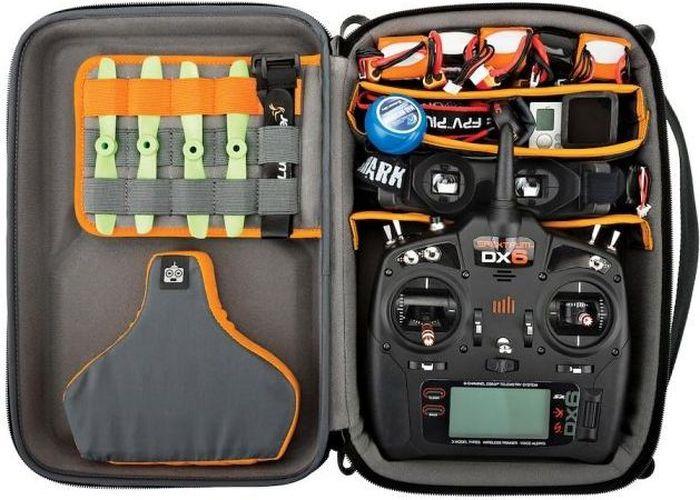 Кофр Lowepro QuadGuard TX Case, LP37008-PWW, темно-серый Lowepro