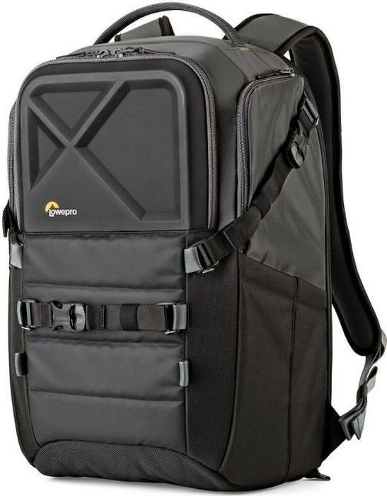 Рюкзак Lowepro QuadGuard BP X3, LP37090-PWW, темно-серый
