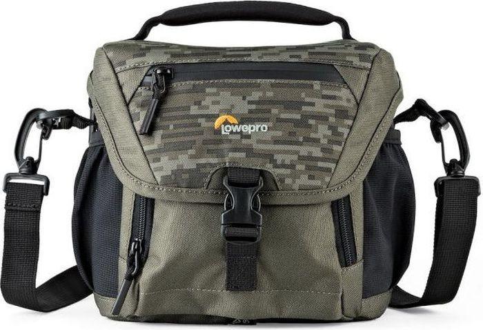 Плечевая сумка Lowepro Nova 140 AW II, LP37118-PWW, бежевый