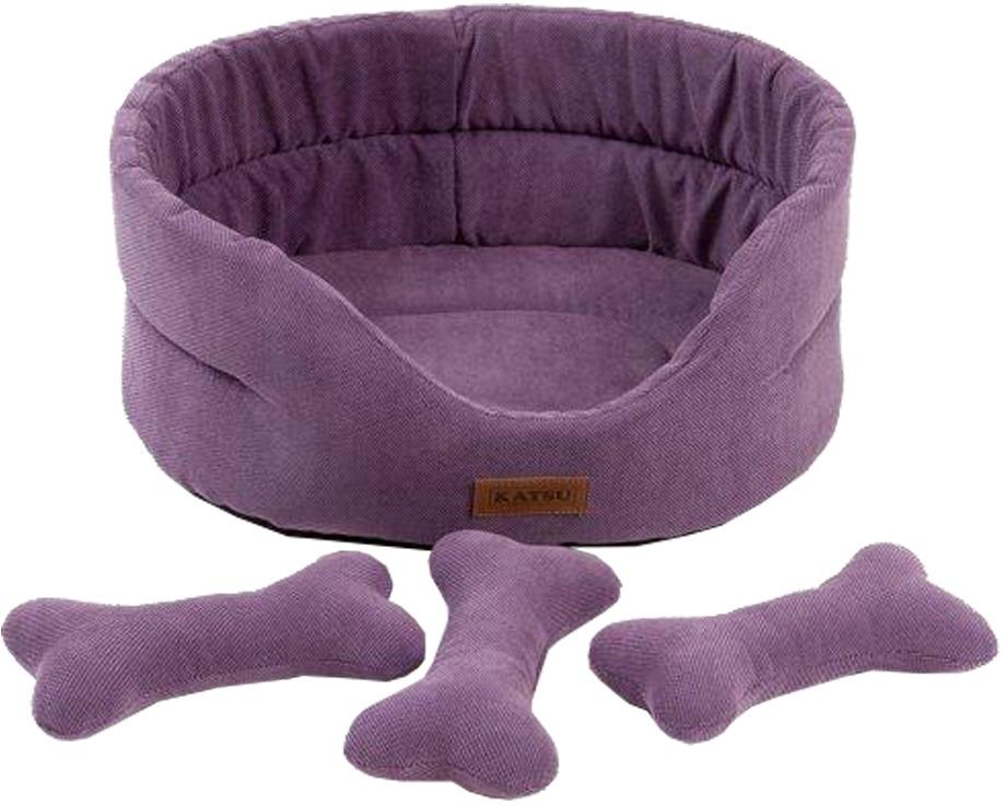 Лежак для животных Katsu Yohanka Sun, 70382, гортензия, 46 х 42 18 см