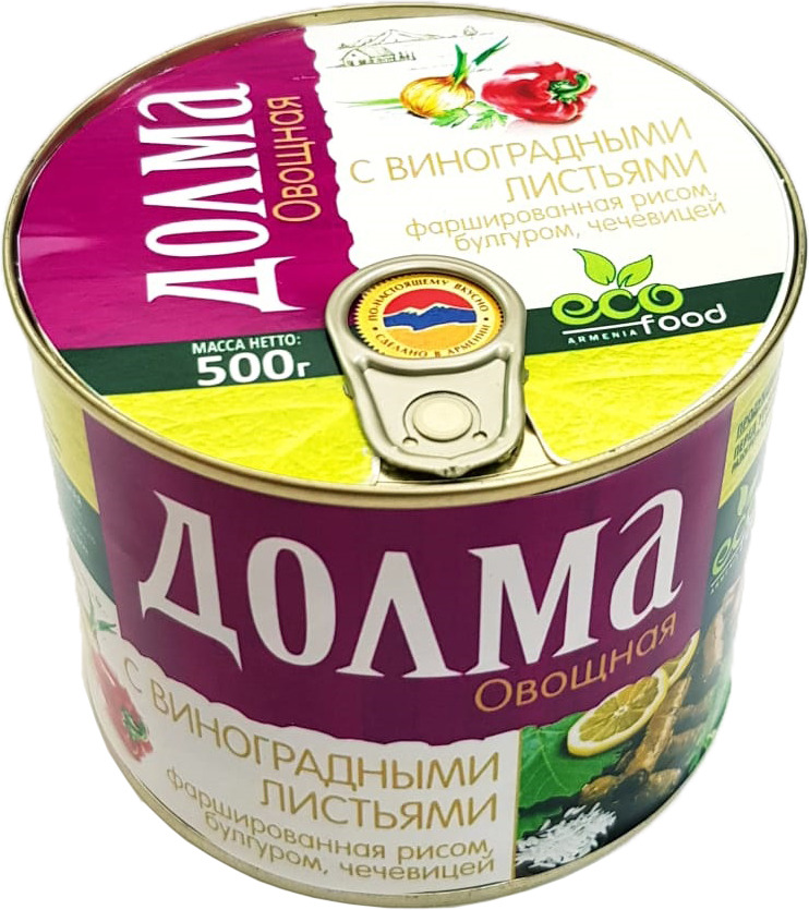 Долма Ecofood Armenia
