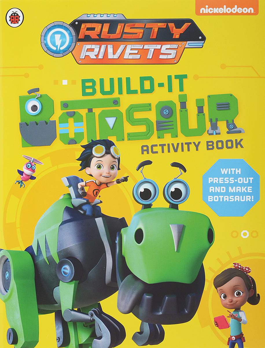 Build-It Botasaur Activity Book