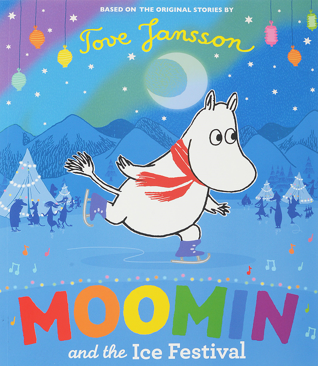 Moomin and the Ice Festival jansson t moomin and the wishing star