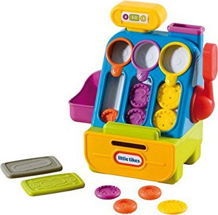 Развивающая игрушка Little Tikes Кассовый аппарат, 623486MP игрушка развивающая little tikes 634956 литл тайкс юла