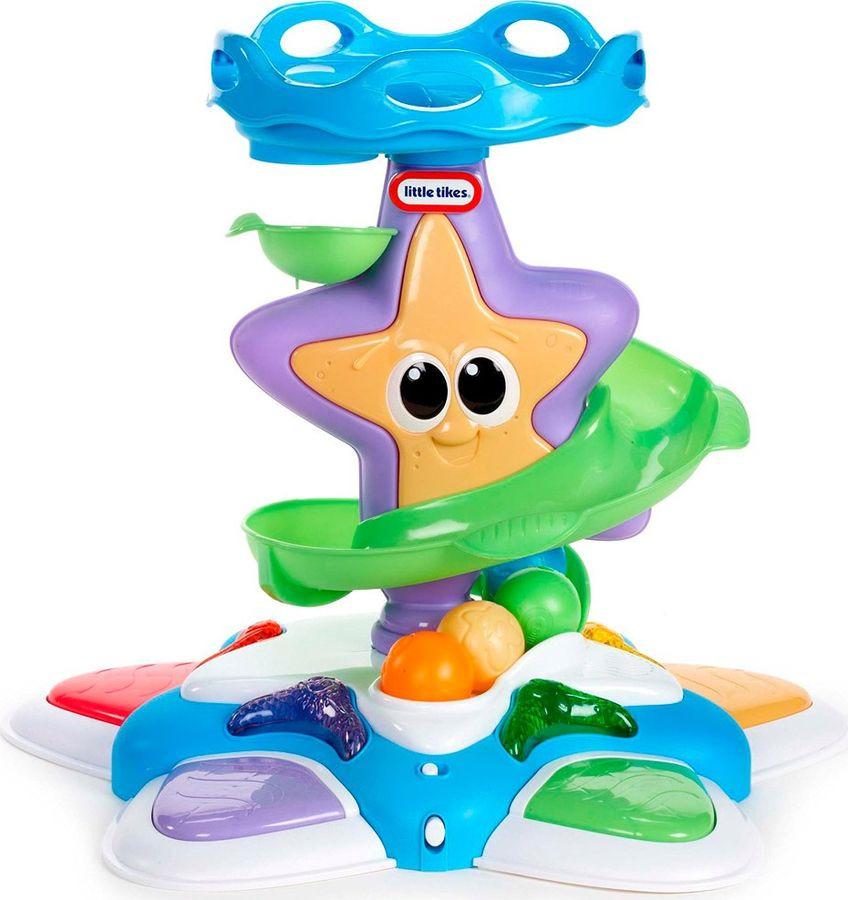 Развивающая игрушка Little Tikes Танцующая морская звезда, 638602E4C игрушка развивающая little tikes 634956 литл тайкс юла