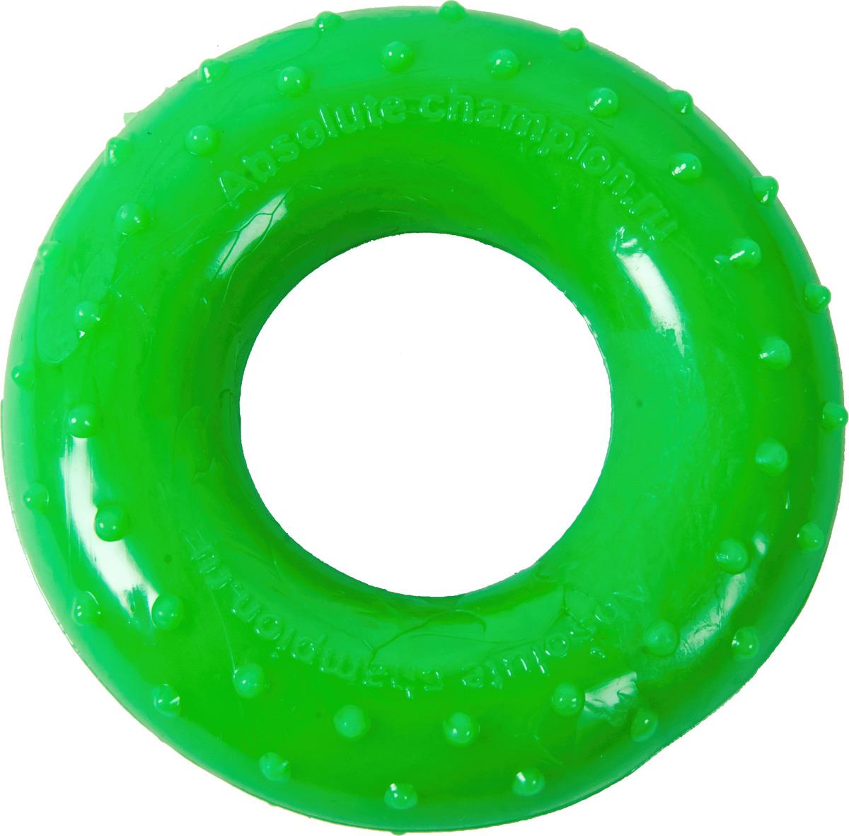 Эспандер Absolute Champion, 4630005460576, зеленый, усилие 25 кг