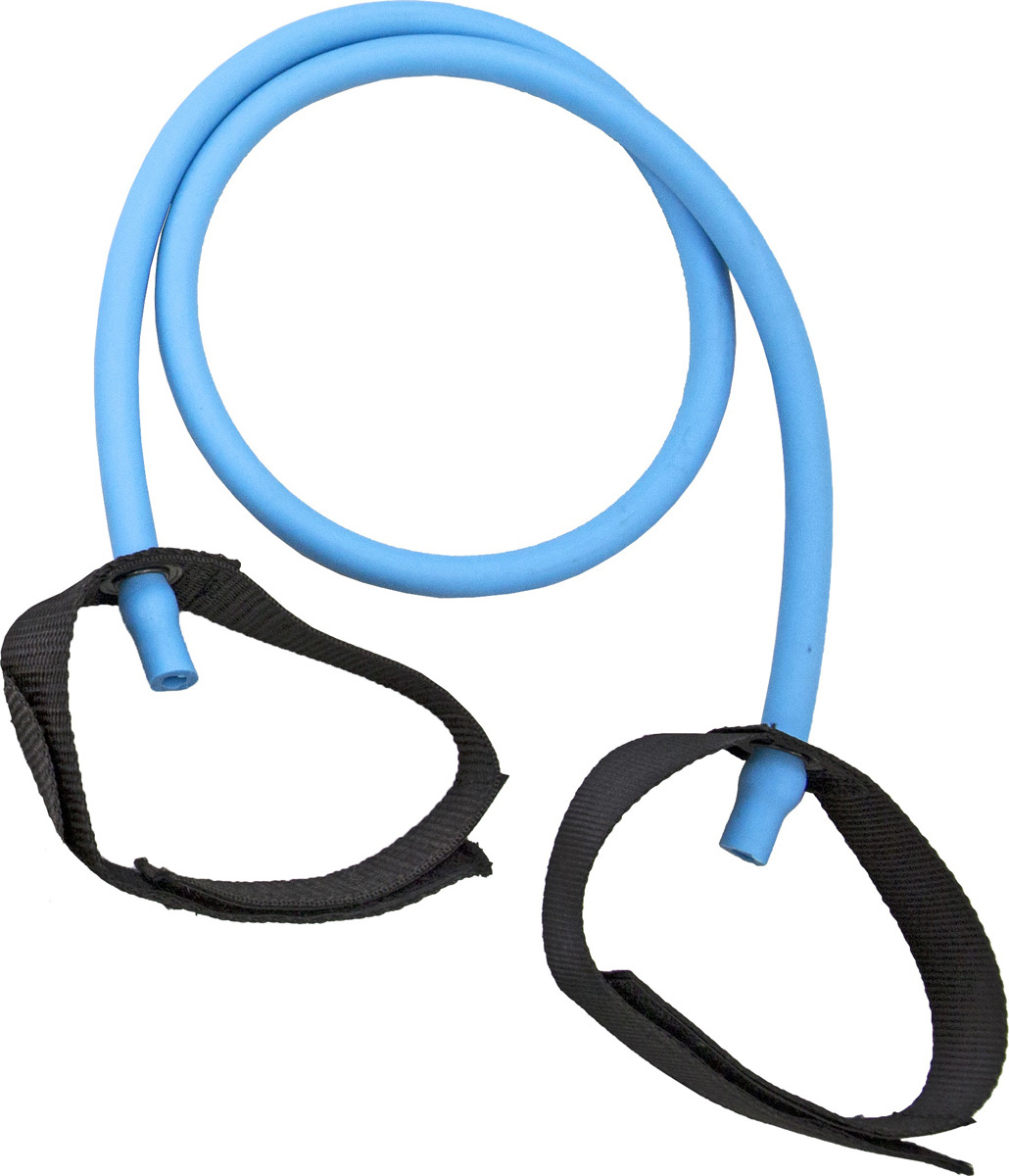 Эспандер Absolute Champion Т-1, 4690337036597, синий, для груди, 50 см эспандер absolute champion с разборной ручкой