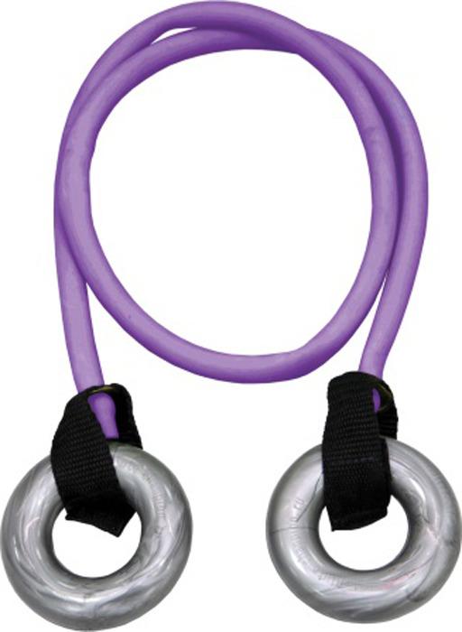 Эспандер Absolute Champion, 4690337033572_6, фиолетовый, 2 в 1 кистевой + силовой, нагрузка 6 кг недорго, оригинальная цена