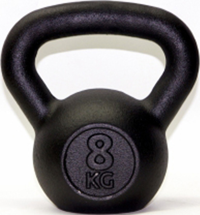 Гиря Absolute Champion Евро, 4690337036542, черный, 8 кг трицепс precor dsl208