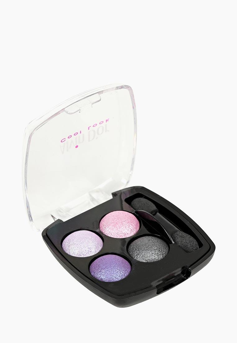 Тени для век Alvin Dor Тон 02 фиолетовый мираж 3700420648499