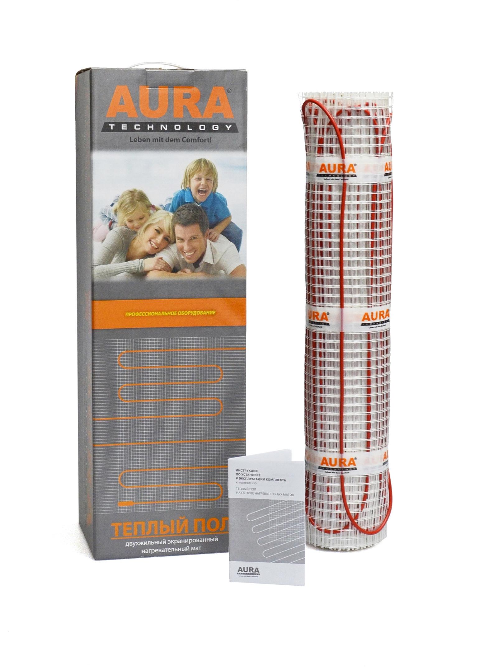 лучшая цена Нагревательный мат AURA MTA 1200-8.0