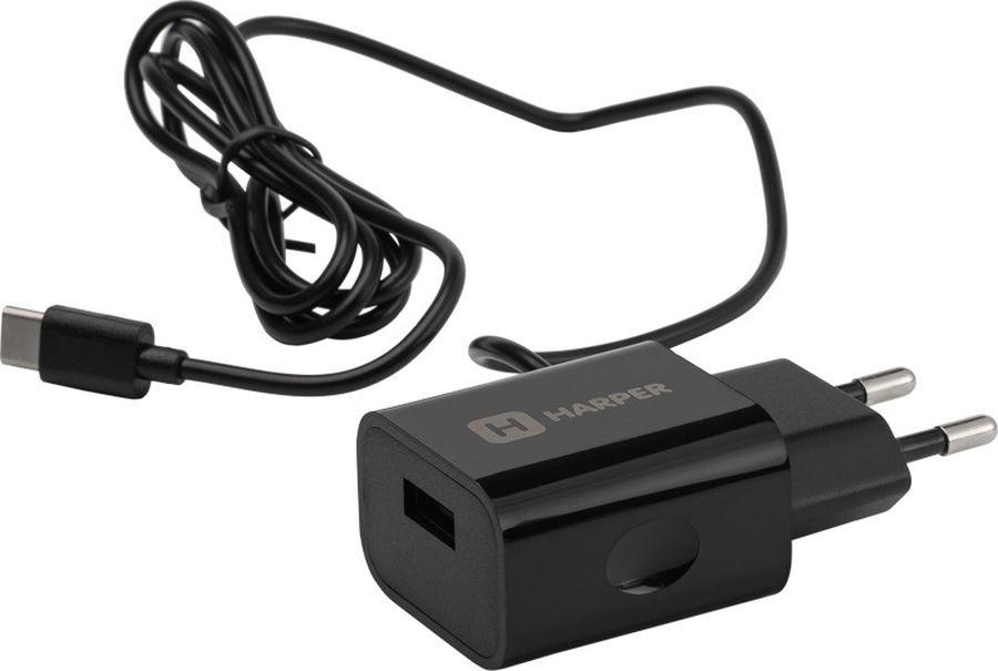 Зарядное устройство Harper WCH-5118, H00002151, black