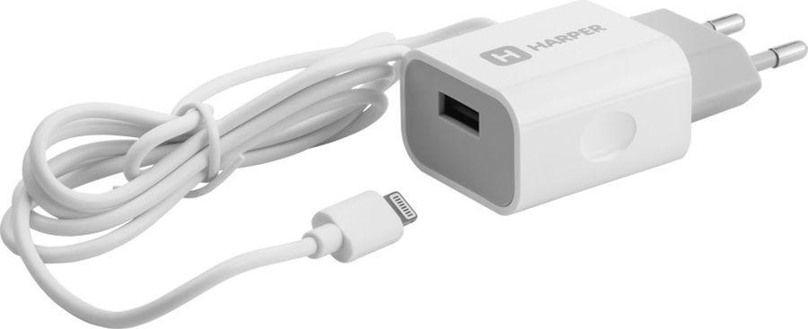 Зарядное устройство Harper WCH-5115, H00002148, white