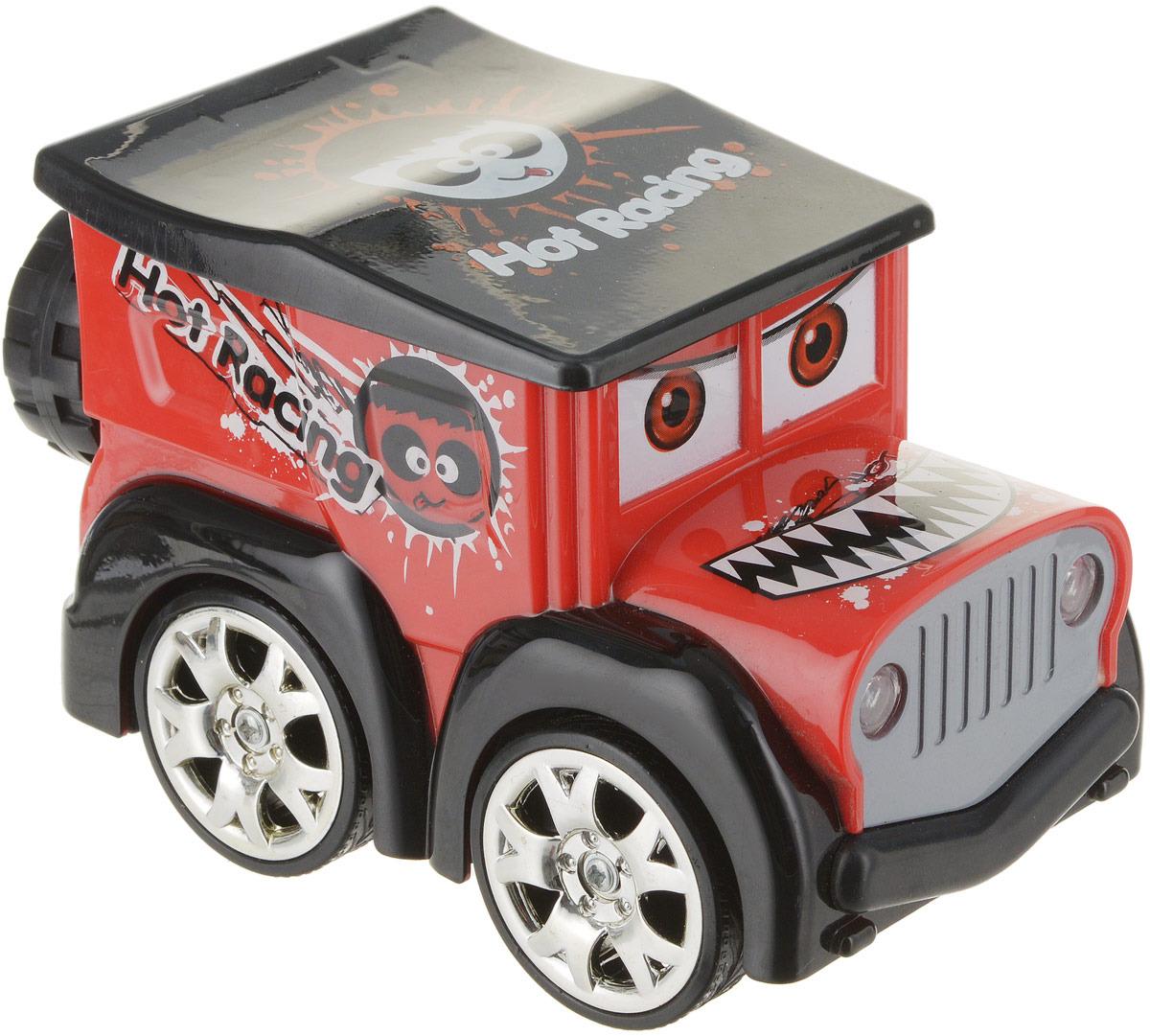 цены Мини-машинка Kidztech, 6618-871, красный