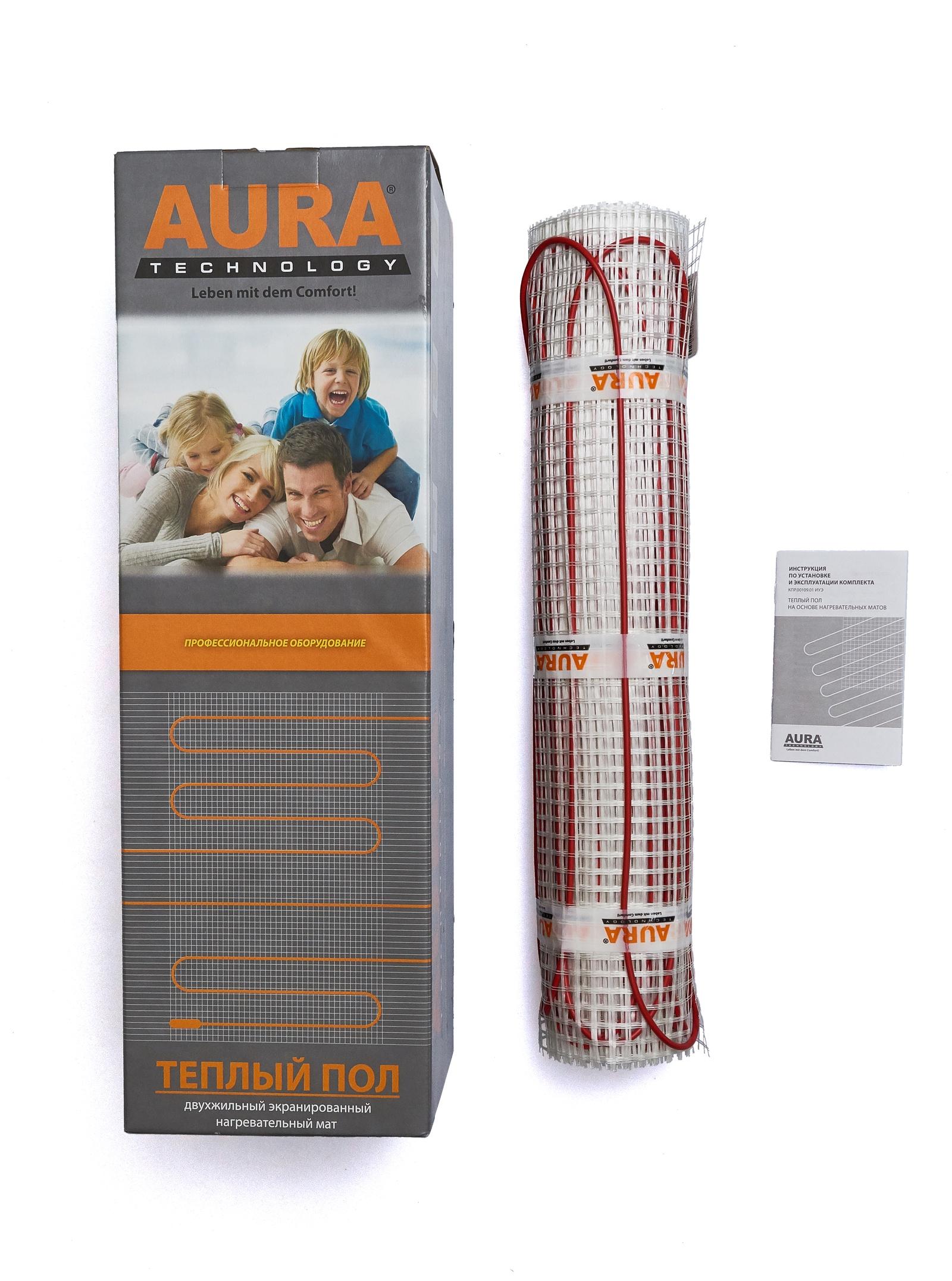 Нагревательный мат AURA MTA 300-2.0