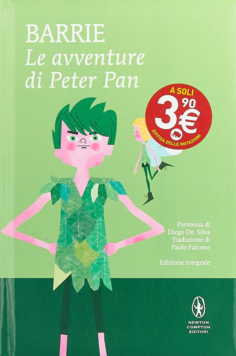 цена Le avventure di Peter Pan онлайн в 2017 году