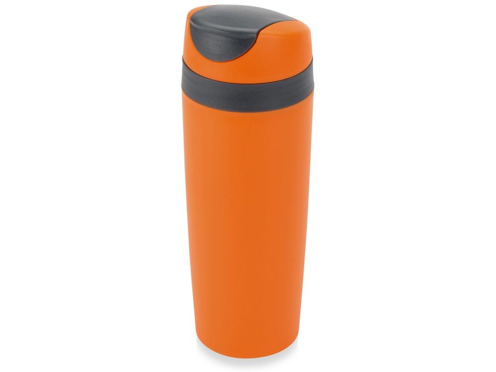 Термокружка Oasis Лайт, термокружка пластиковая, 840308, оранжевый термокружка командор 2 350ml 2865245