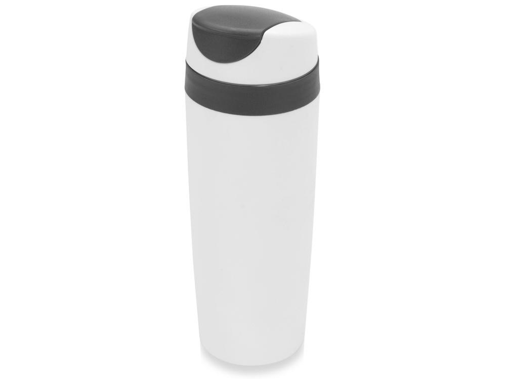 Термокружка Oasis Лайт, термокружка пластиковая, 840306, белый
