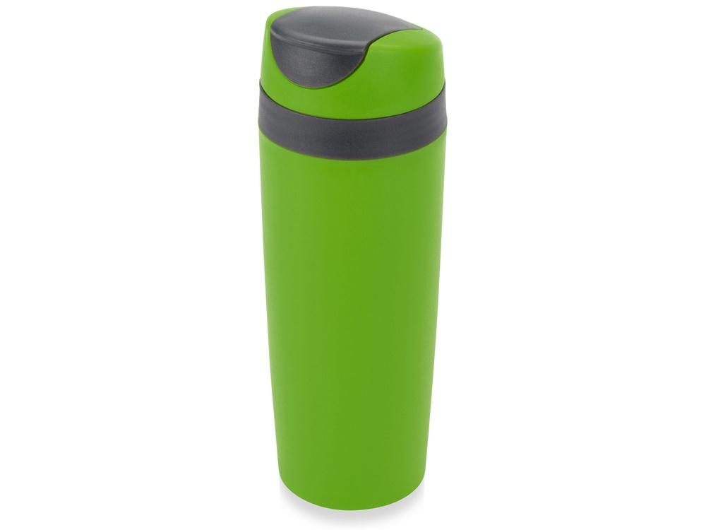 Термокружка Oasis Лайт, термокружка пластиковая, 840303, зеленый