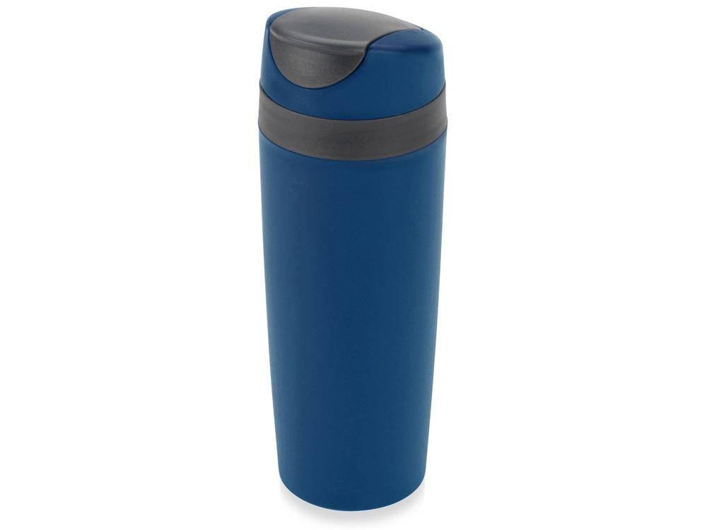 Термокружка Oasis Лайт, термокружка пластиковая, 840302, синий