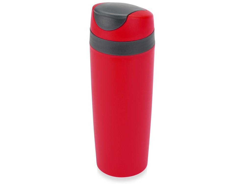 Термокружка Oasis Лайт, термокружка пластиковая, 840301, красный
