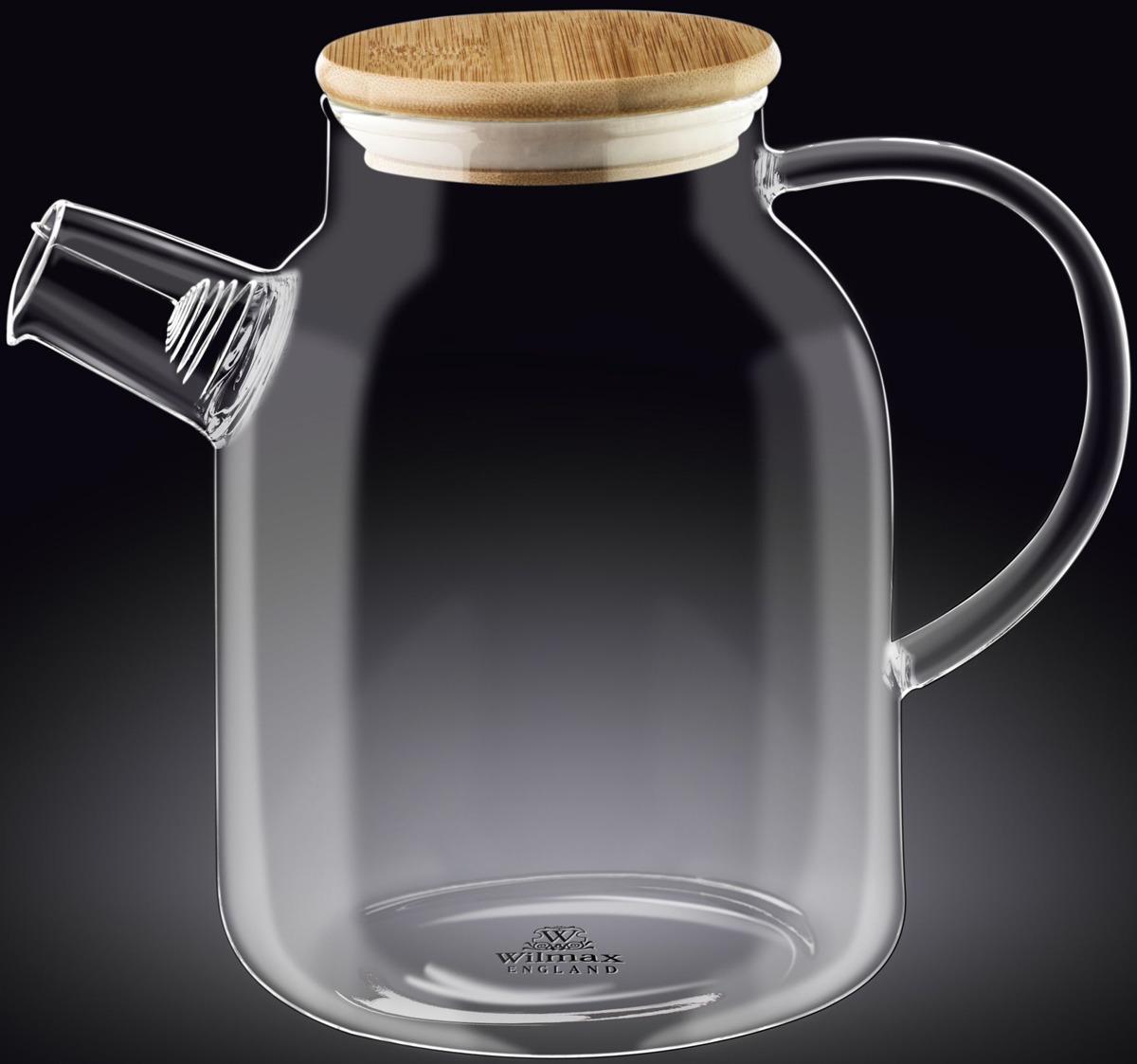 Чайник заварочный Wilmax, WL-888811 / A, 1,6 л чайник заварочный wilmax 1 15 л wl 994000