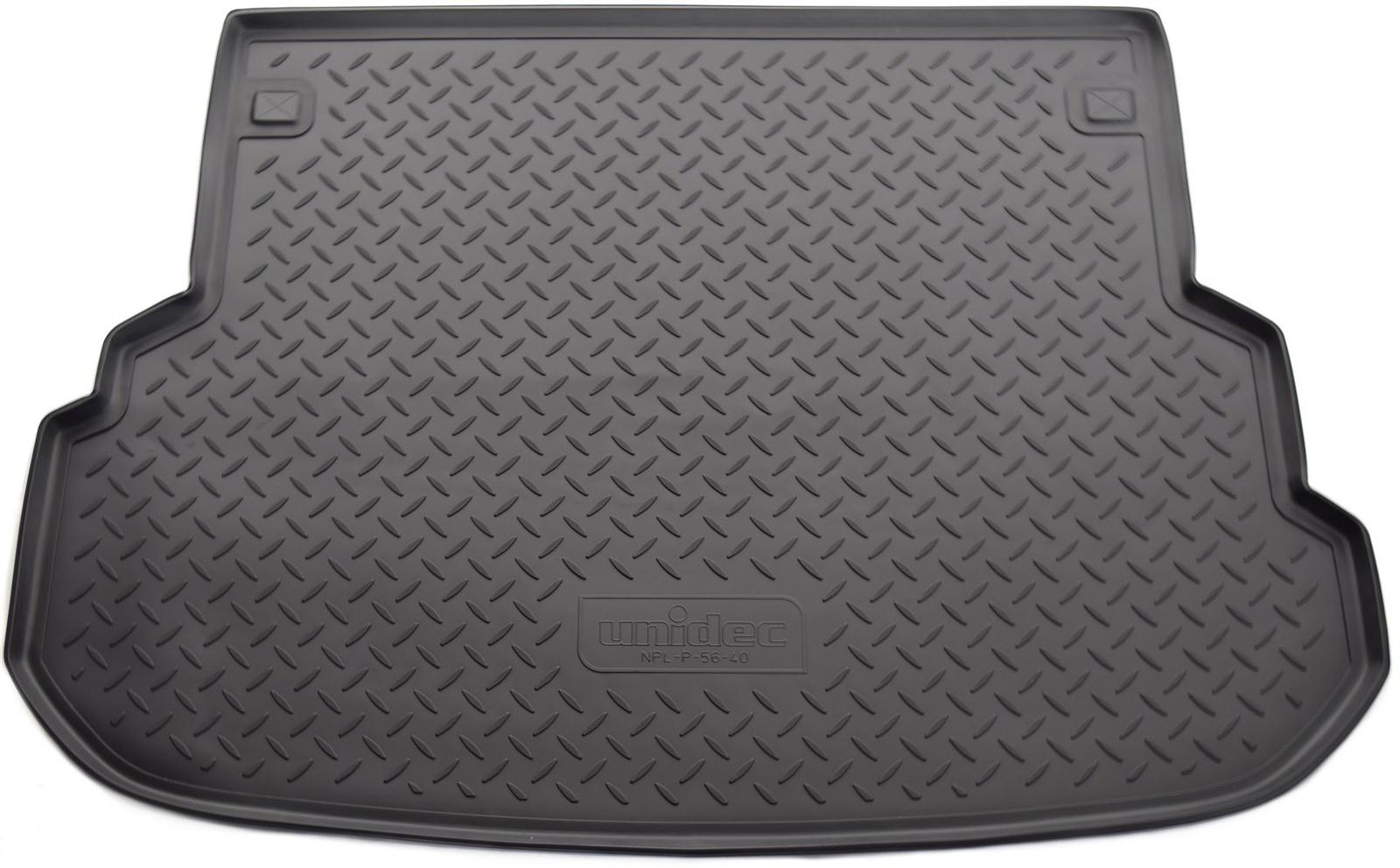 Коврик для багажника Norplast для mercedes-benz a, w176, hb, 2012, npa00-t56-050, черный
